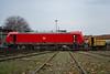 DB CARGO ITALIA - ASTI Tiber.Co (Giovanni Grasso 71) Tags: db cargo italia nikon d610 e483 traxx giovanni grasso asti deposito tiberco