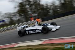 Brabham Parmalat F1 -6748 (Gary Harman) Tags: brabhamparmalatf1 williamsf1fw0801kekerosberggaryharmangaryharmanghniko williamsf1fw0801kekerosberggaryharmangaryharmanghnikond800brandshatchprotrackmotorracing gh18 gh 2018 cars racing formula one brands hatch nikon pro photographer d800