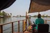 The start of our travels on the Kerala Backwaters (amanda & allan) Tags: kerala backwaters alleppey india kettuvallams houseboats houseboat riceboat riceboats palms palmtrees veniceoftheeast