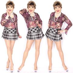 home17731-33 (Ann Drogyny) Tags: shoes legs heels crossdress crossdresser crossdressing cd tv tg ts transvestite transgender transsexual tranny tgirl glamour pinup mature cute sexy stockings nylons suspenders garters