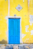 Blue & Yellow (fede_gen88) Tags: trapani sicily sicilia italia italy door blue yellow entrance house casa porta giallo blu