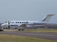 G-BZNE Beechcraft Super King 350 XJC Ltd (Aircaft @ Gloucestershire Airport By James) Tags: gloucestershire airport gbzne beechcraft super king air 350 xjc ltd egbj james lloyds