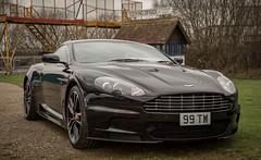 Aston Martin DBS (Gary8444) Tags: 2018 brooklands weybridge dbs museum car dodd martin jason canon photography aston april