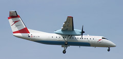 DHC-8 | OE-LTN | FRA | 20040430 (Wally.H) Tags: bombardier dehavillandcanada dhc8 dash8 oeltn austrianarrows tyroleanairways fra eddf frankfurtmain airport
