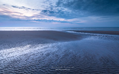 Close to the beach (ylemort) Tags: flickrsbest beach sea nature sand wave coastline water sky blue sunset nopeople outdoors landscape scenics summer beautyinnature sunlight cloudsky seascape horizonoverwater everypixel canon canon5dmkiv koksijde kust