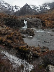 Fairy Pools in Glen Brittle heading east along the stream through Coire na Creiche, Skye (Alta alatis patent) Tags: fairypools skye landscape scotland