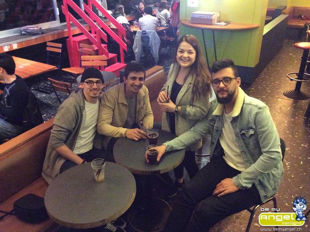 Tournée-bars (NE sa 7.4.18) - Samedi 7 Avril 2018 (21:00 - 01:00)