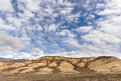 20180314_Death_Valley_065 (petamini_pix) Tags: california desert deathvalley deathvalleynationalpark clouds hills sky landscape