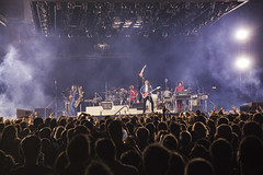 Arcade Fire @ Genting Arena 2 (preynolds) Tags: gig concert livemusic dof canon5dmarkii mark2 raw tamronsp70200f28divcusd tamron70200 group birmingham band crowd audience indie rock alternative music musician counteractmagazine singer singing stage stagelights guitar guitarist
