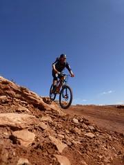Pete - Porcupine Rim, Moab