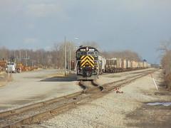DSC02281 (mistersnoozer) Tags: shortline railroad train lal alco c425 c420 rs gw