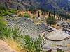 Delphi Theatre (_Dimitris_) Tags: greece delphi sterea ελλάδα ελλάσ hellas ancient omphalos parnasos