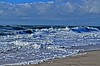 White waves (Tobi_2008) Tags: meer sea ozean ocean wellen waves strand beach nordsee sylt schleswigholstein deutschland germany allemagne germania insel island himmel sky ciel