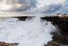 Sea at Torrevieja (17 of 19).jpg (gadgerz1) Tags: 2017 d750 dslr nikon spain torrevieja morning rocks sea seascape