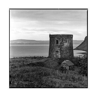 tower • kilmuir, scotland • 2017