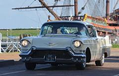 1957 Cadillac Fleetwood DE-16-27 (Stollie1) Tags: 1957 cadillac fleetwood de1627 lelystad