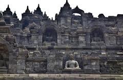 "INDONESIEN,Java, Borobudur - buddhistische Tempelanlage, 17260/9780 (roba66) Tags: reisen travel explorevoyages urlaub visit roba66 asien südostasien asia eartasia ""southeastasia"" indonesien indonesia ""republikindonesien"" ""republicofindonesia"" indonesiearchipelago inselstaat java borobodur barabudur tempelanlage tempel temple yogyakarta ""mahayanabuddhismus"" ""buddhisttemple"" buddha relief statue bauwerk building architektur architecture arquitetura kulturdenkmal monument fassade façade platz places historie history historic historical geschichte"