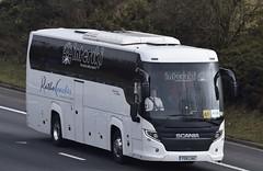 YS16LNA  Ratho Coaches (highlandreiver) Tags: ys16lna ys16 lna ratho coaches edinburgh scania bus coach interski aosta valley m6 wreay carlisle cumbria