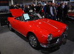 1962 Alfa Romeo Giulietta Spider (rvandermaar) Tags: 1962 alfa romeo giulietta spider alfaromeogiuliettaspider alfaromeo alfagiulietta alfaromeogiulietta