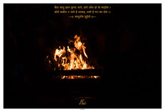 Bonfire.. (jhureley1977) Tags: fire kabir rekabira ashutoshjhureley