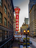 My kind of town (Geoff Eccles) Tags: winter windycity chicago greatstreet city cityscape midwest tallbuildings chicagotheater shadows lignts citylights skyscrapers shade illinois architecture statestreet skyline sunset downtown