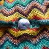 cosy (graeme37) Tags: teacosy cosy teapot crochet silverteapot
