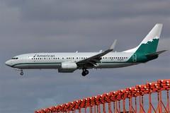 Here is American Airlines (Reno Air Heritage Livery) N916NN (shumi2008) Tags: americanairlnes american737 americanrenoair boeing738 b737800 torontopearson pearsonairport yyz cyyz