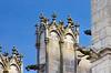 1312 Val de Loire en Août 2017 - Tours, la Cathédrale (paspog) Tags: tours france valdeloire cathédrale cathedral kathedral gargouilles gargoyles 2017