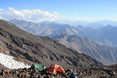 campamento 2 (piparriba) Tags: andes montaña chile cordillera volcan san jose campamento puna andinismo