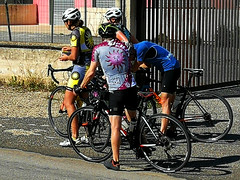 Ups, how do we get out of this place? (david_m.hn) Tags: radfahren cycling canicattini sizilien sicily outdoor bike