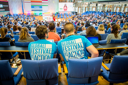 "Global Festival of Action for Sustainable Develpment #SDGglobalFEst 2018 • <a style=""font-size:0.8em;"" href=""http://www.flickr.com/photos/149457913@N04/40044104755/"" target=""_blank"">View on Flickr</a>"