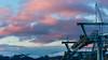 Ski Lift (Nicola Pezzoli) Tags: dolomiti dolomites unesco val gardena winter snow alto adige italy bolzano mountain nature december ski lift monte seura pana sunset clouds zoom