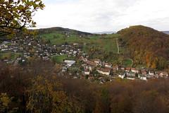 Leimental_23 (Thomas Jundt + CV) Tags: burgruinelandskron flüeberg flüh jura landskronberg leimental panorama schweiz solothurn