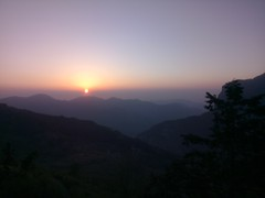 Alishan - Sunset (tcchang0825) Tags: sunset alishan taiwan mountain