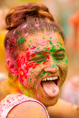 Holi Festival 2018 (furbs01 Thanks for 5,500,000 + views 2 July 2018) Tags: holi christchurch 2018 indian colours powder dye fun smiles happy