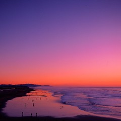 "Winter sunsets are the best sunsets (Robert Ogilvie) Tags: ""california"" ""expiredfilm"" ""fujivelvia50"" sunset"