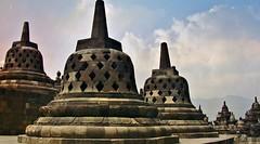 "INDONESIEN,Java, Borobudur - buddhistische Tempelanlage, perforierte Stupas, 17241/9757 (roba66) Tags: reisen travel explorevoyages urlaub visit roba66 asien südostasien asia eartasia ""southeastasia"" indonesien indonesia ""republikindonesien"" ""republicofindonesia"" indonesiearchipelago inselstaat java borobodur barabudur tempelanlage tempel temple yogyakarta ""mahayanabuddhismus""""buddhisttemple"" buddharelief statue bauwerk building architektur architecture arquitetura urban kulturdenkmal monument fassade façadeplatz places historie history historic historical geschichtestupa"