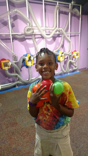 Children's Museum Field Trip 2017