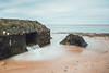 Resurgence (The Black Fury) Tags: beach goldbeach normandie france longexposure poselongue seascape sea winter clouds sky sigma1770mmf284dcoshsmcontemporary river minimalist minimaliste sand shore