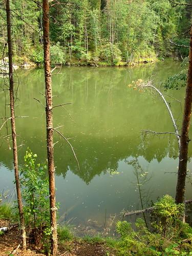 Миткины озёра