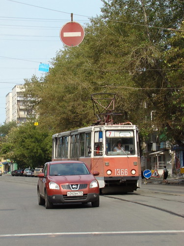 Челябинский трамвай ©  ayampolsky