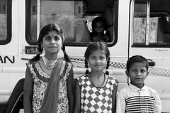 India 2018 - Hampi (Sandrine Vivès-Rotger photography) Tags: india hampi portrait blackandwhite