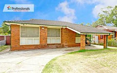 9 Roebuck Crescent, Willmot NSW