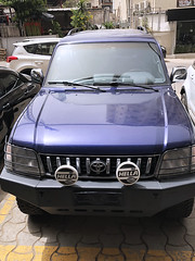 MIO 4X4    ----    MY 4X4 TOYOTA LAND CRUISER (Ezio Donati is ) Tags: auto car africa costadavorio abidjan