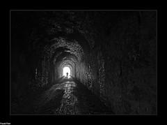 de l'autre coté du tunnel - Ranchot - Jura (francky25) Tags: de lautre coté du tunnel ranchot jura ancienne voie férrée franchecomté 107m long