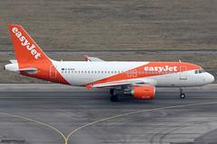 EasyJet Airbus 319-111 G-EZDV (c/n 3742) (Manfred Saitz) Tags: vienna airport schwechat vie loww flughafen wien easyjet airbus 319 a319 gezdv greg
