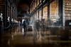 Ghosts of kells (Alexandra Kfr) Tags: dublin books kells longexposure ghosts trinity college nikon ireland