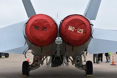 169140 EA-18G 576 NJ VAQ-129 (SamCom) Tags: 169140 ea18g 576 nj vaq129 vikings growler kcnw heartoftexasairshow waco navy boeingea18ggrowler ea18ggrowler