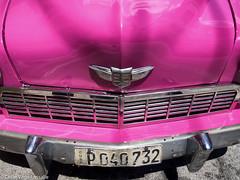 Pink Studebaker (César Vega-Lassalle) Tags: explored studebaker auto car pink rosado habana cuba olympus omd em5 lumix leicadg microfourthirds m43