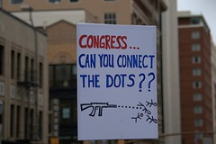 Congress... Here's Your Sign (Scott 97006) Tags: sign protest action parade guns laws congress